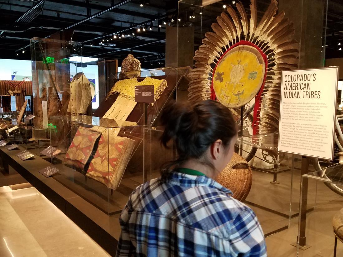 Zoom In exhibition at History Colorado