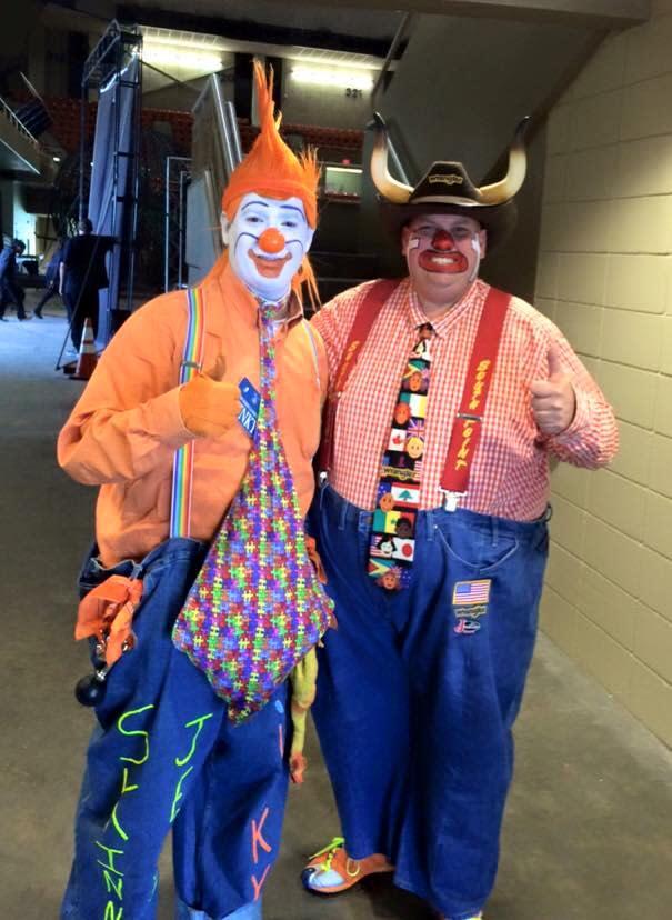 Clowns - Shrine Circus Performers