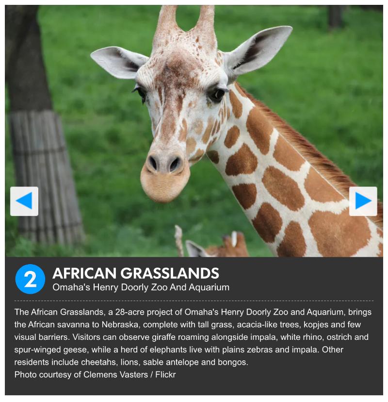 10Best - Best Zoo Exhibit