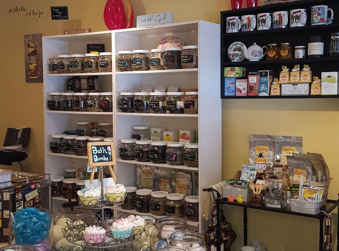OCCOQUAN SPICES, TEAS, AND SWEETS