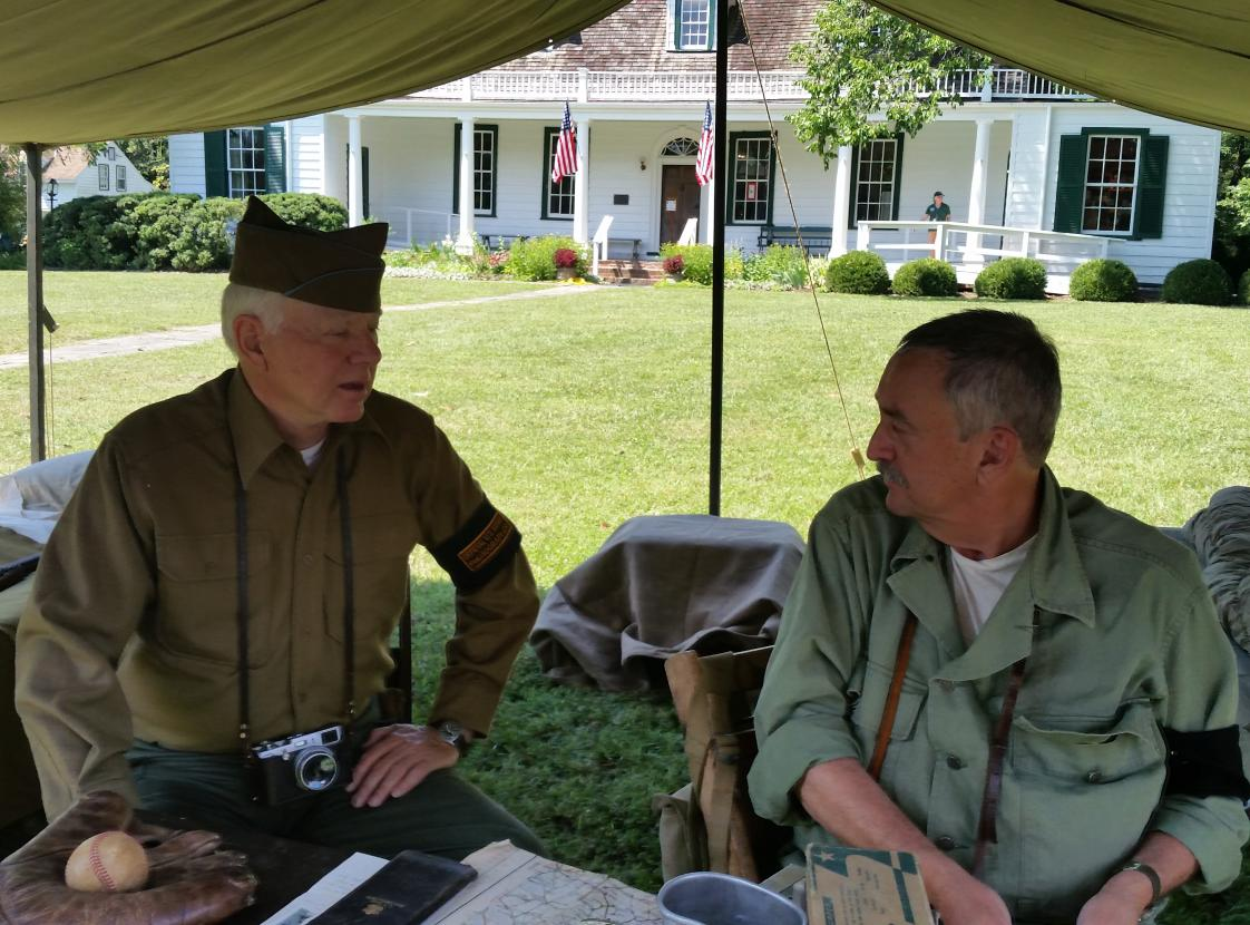World War II Days at Rippon Lodge