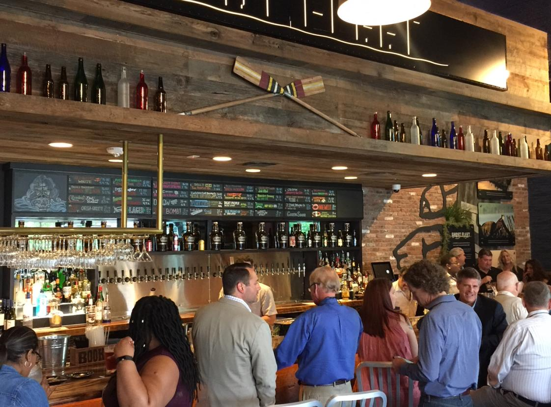 Bar at Alamo