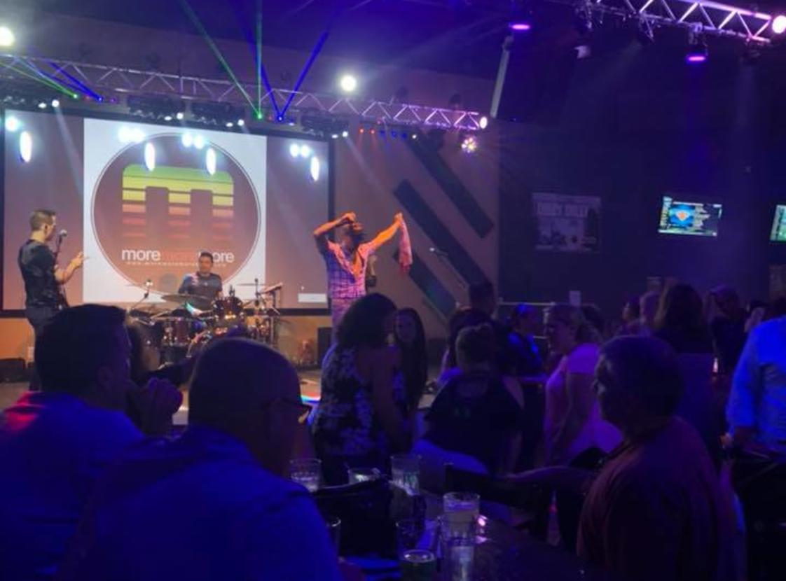 Club Eclipse Interior Concert
