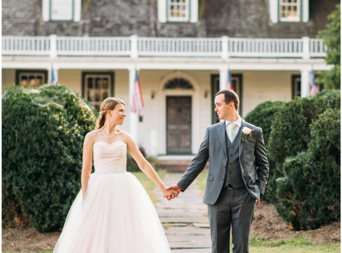 Weddings at Rippon Lodge