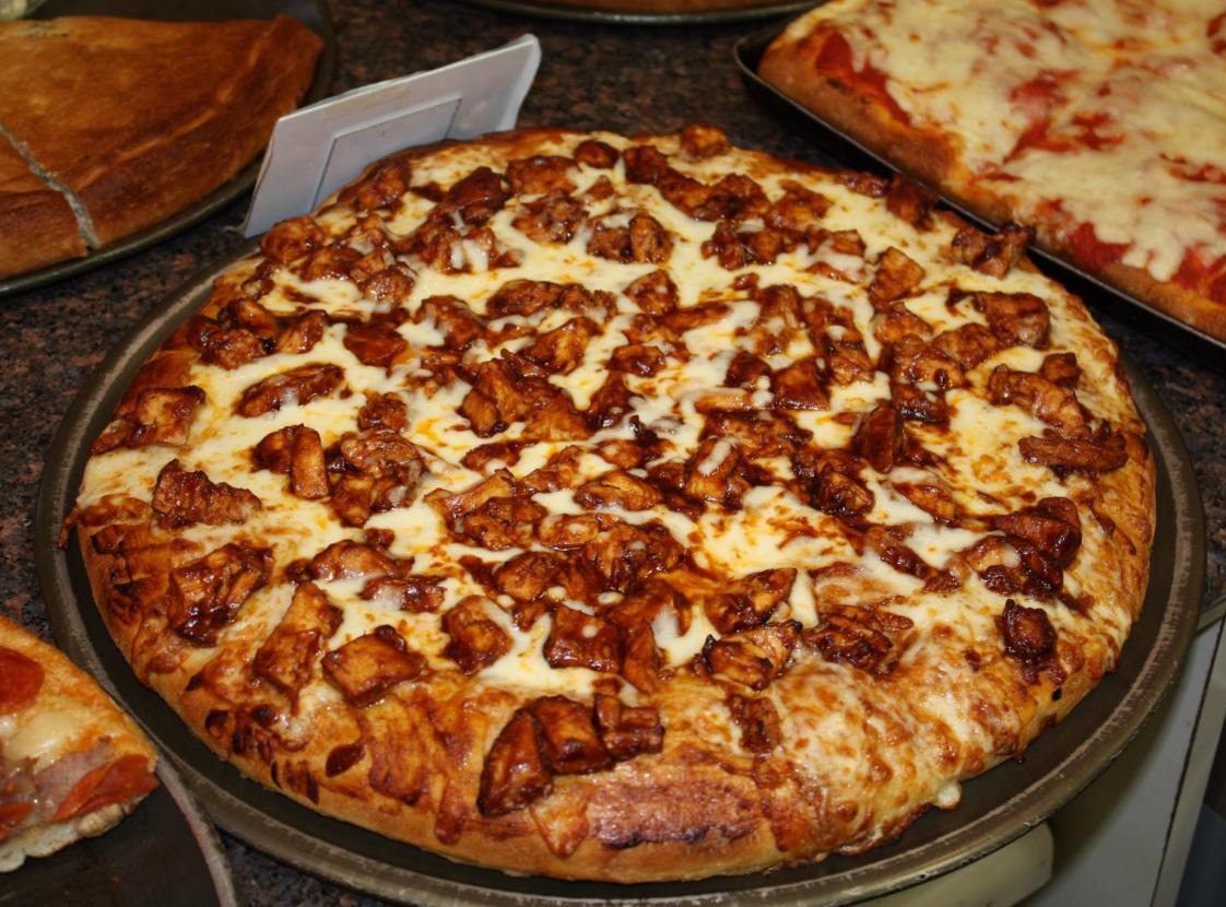 TONY'S NEW YORK PIZZA (HAYMARKET)