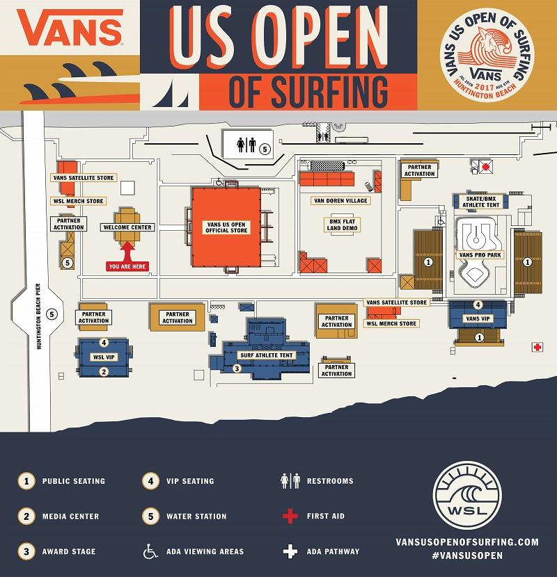 Huntington Beach Vans US Open of Surfing