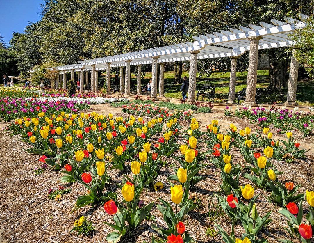 Maymont Italian Garden