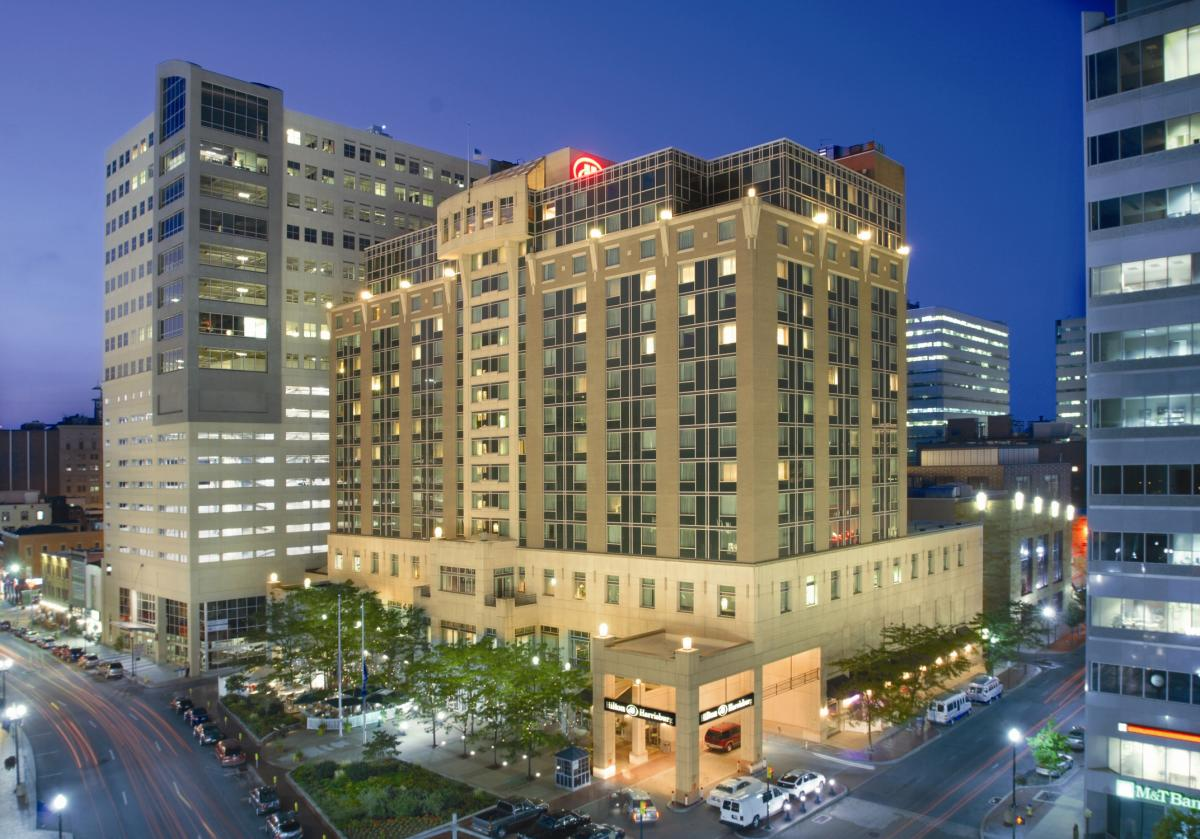 Hilton Harrisburg Hotel