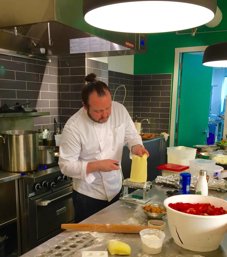 Start Fresh Kitchen Cooking Classes