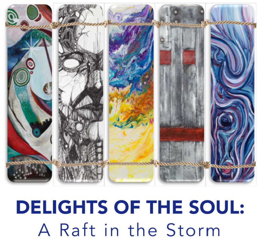 Delights of the Soul art exhibit_Portage la Prairie