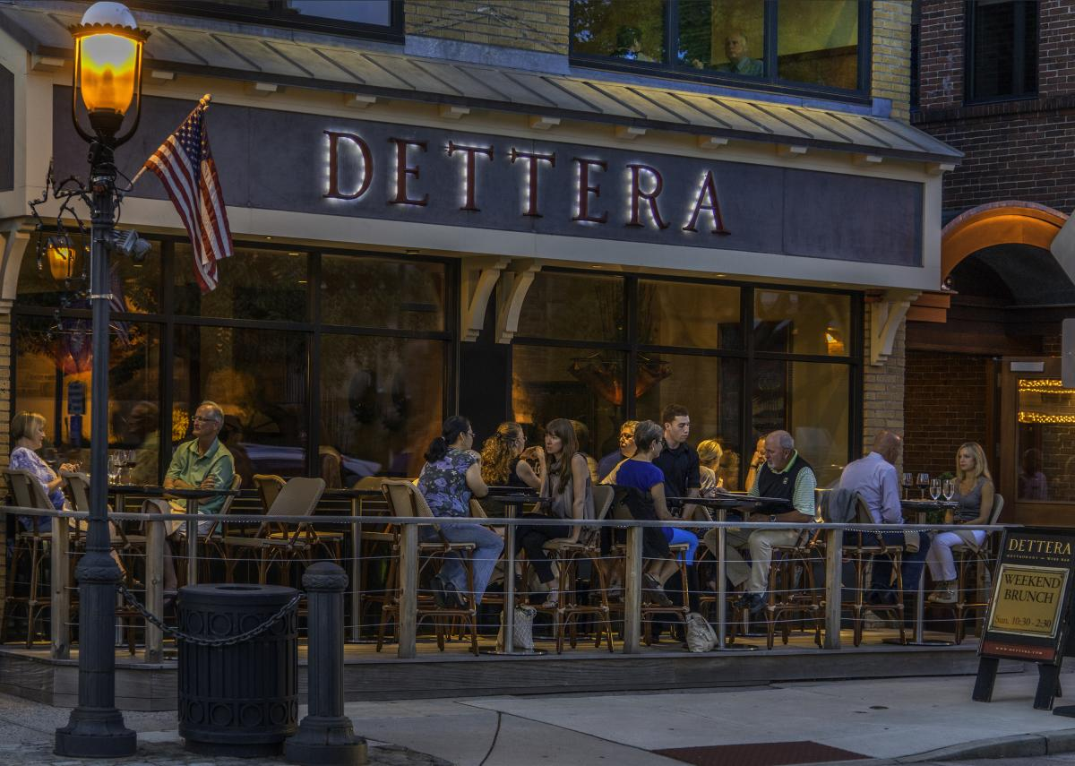 Dettera Restaurant & Wine Bar