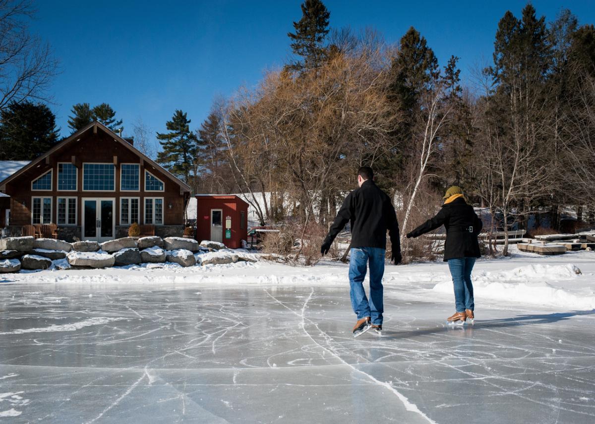 Enjoy A Winter Vacation at Skytop Lodge
