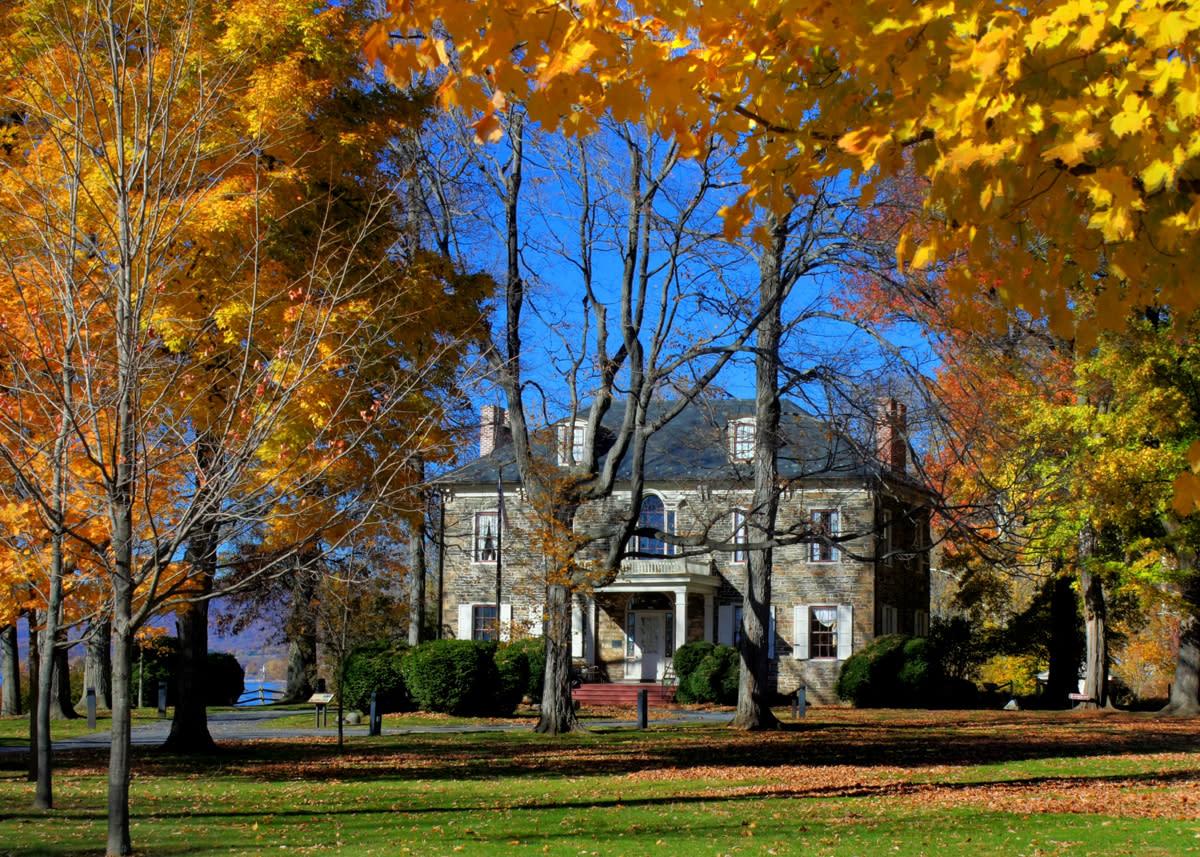 Fort Hunter Mansion - Harrisburg Exterior