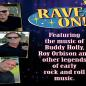 Rave On! – The Music of Roy Orbison, Buddy Holly and Other Legends