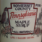 2018 Somerset County Maple Taste and Tour