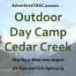 Summer Camp at Cedar Creek Park