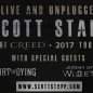 Live and Unplugged: Scott Stapp of Creed 2017 Tour