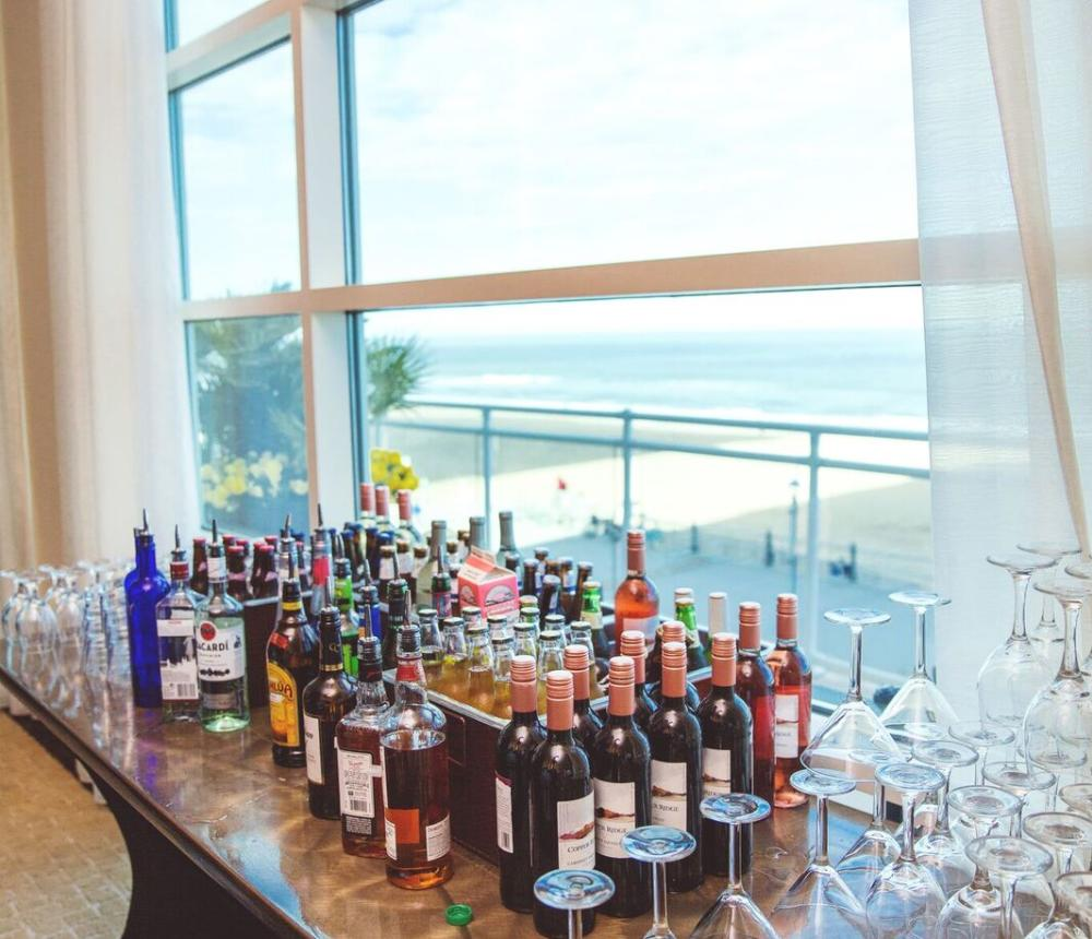 Alcohol and Bar services