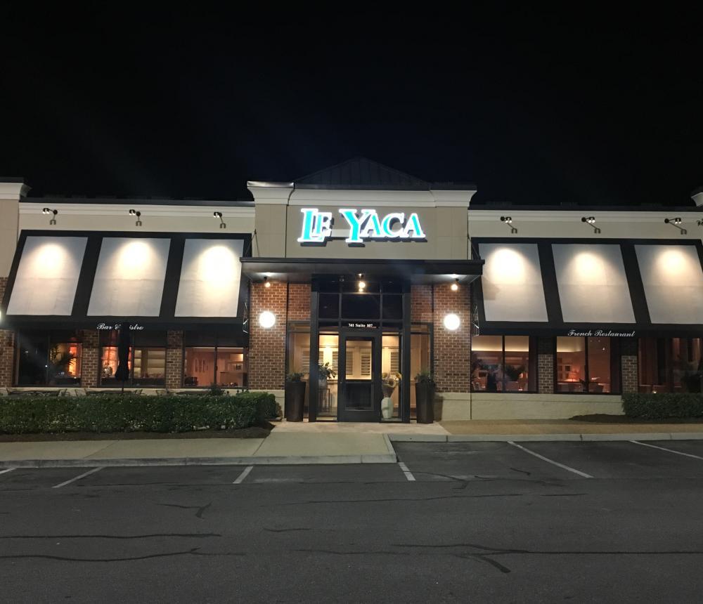 Le Yaca French Restaurant