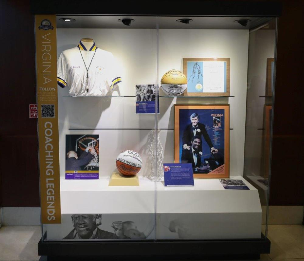 Coaching Legends Exhibit