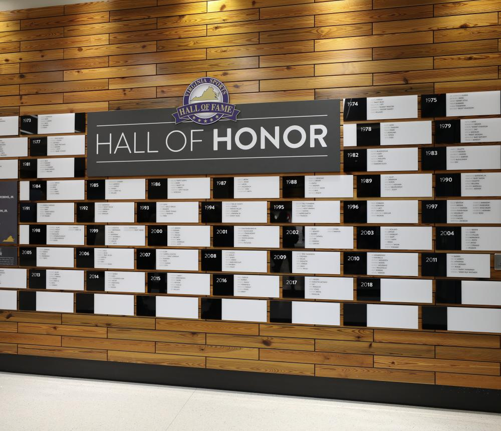 Hall of Honor Exhibit