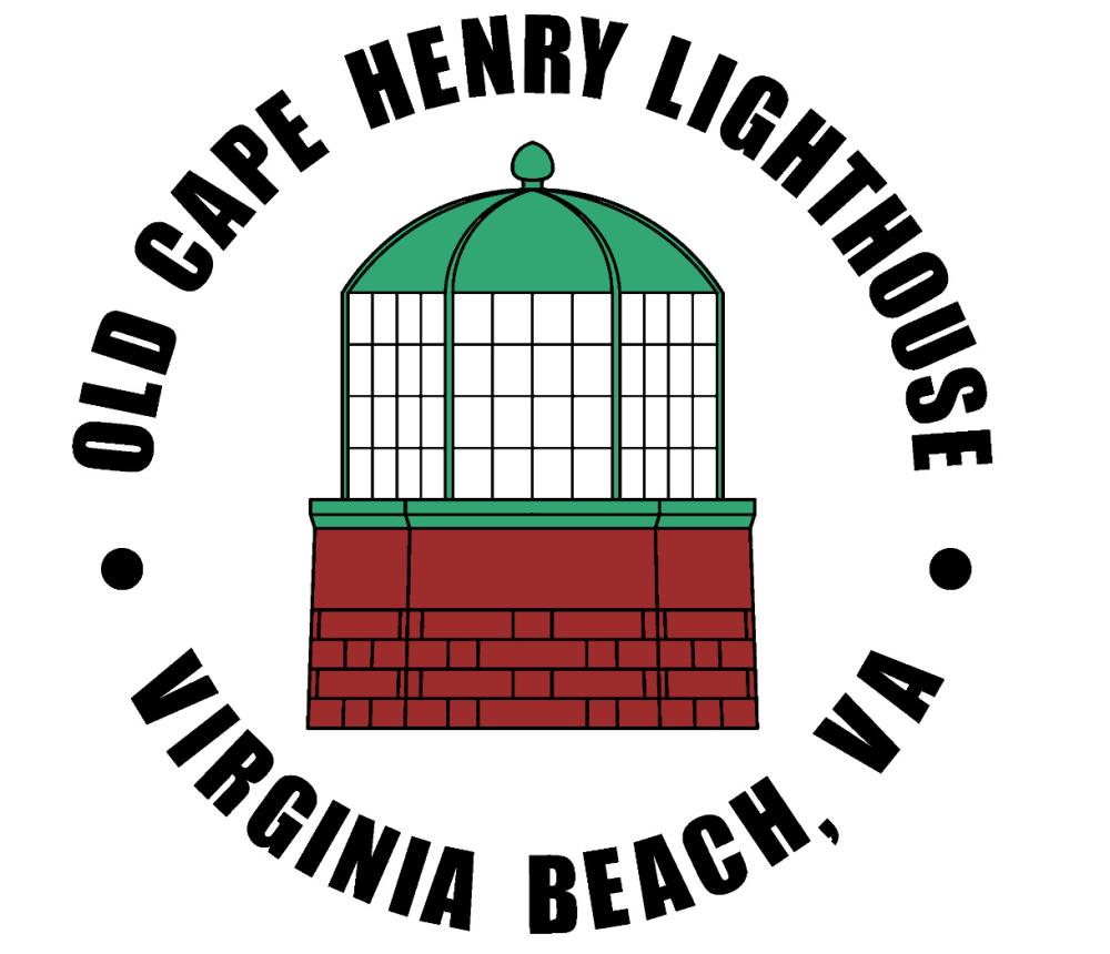 Cape Henry Lighthouse Logo