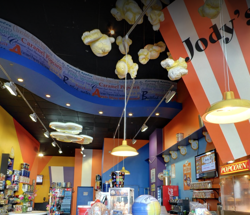 Jody's Popcorn Store