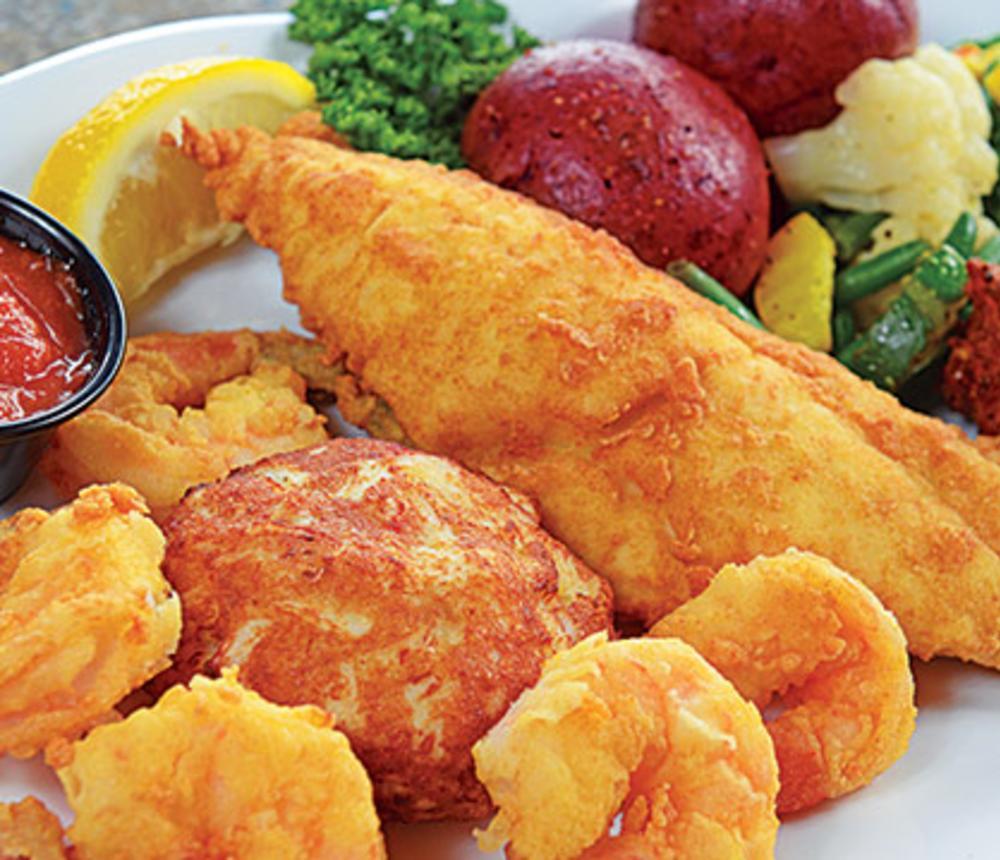 Ultimate Seafood Platter
