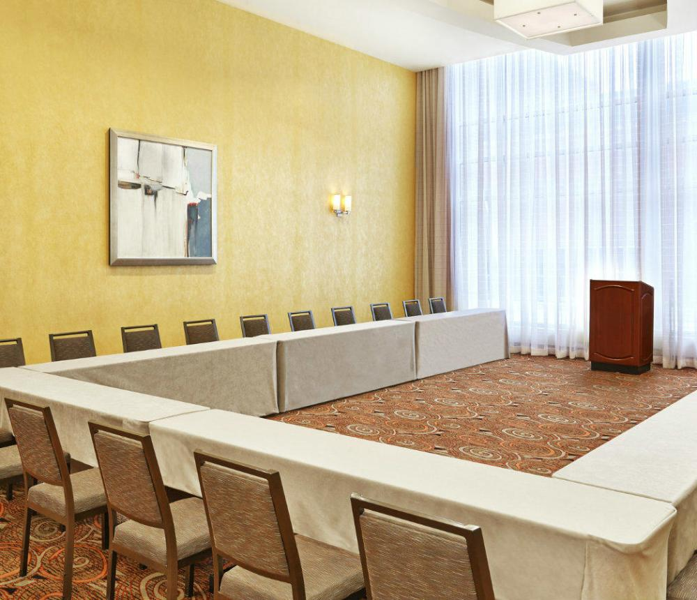 Viceroy Meeting Room | U-Shape