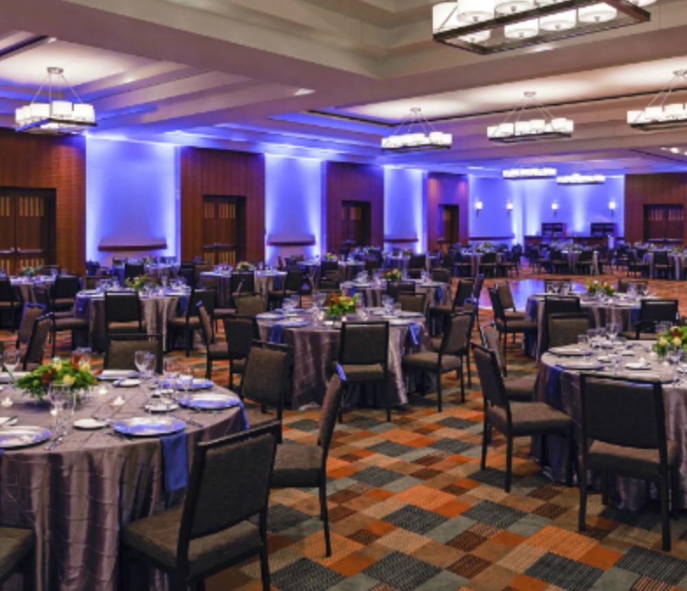 Monarch Ballroom | Banquet Style