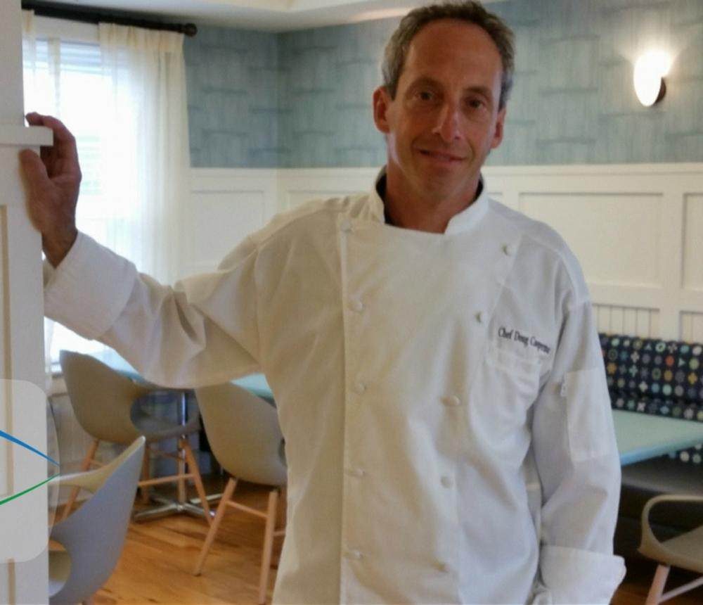 Chef Doug Cooperman