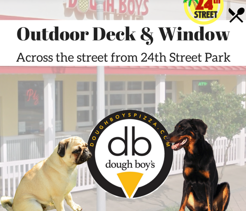 pet friendly outdoor dining
