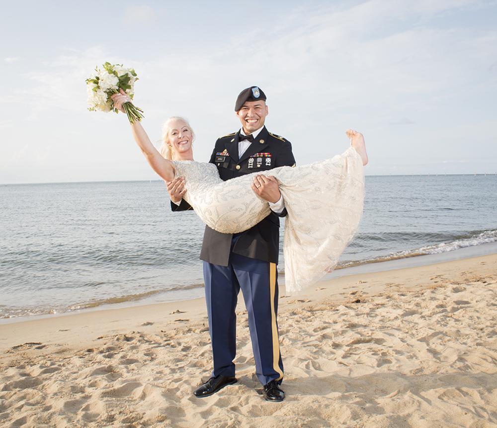 Get married in Virginia Beach!