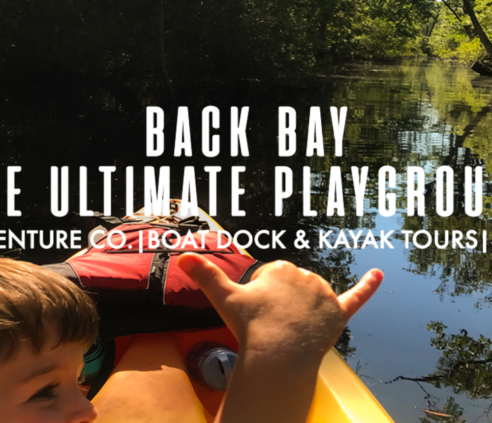 Kayak with Surf & Adventure Co!