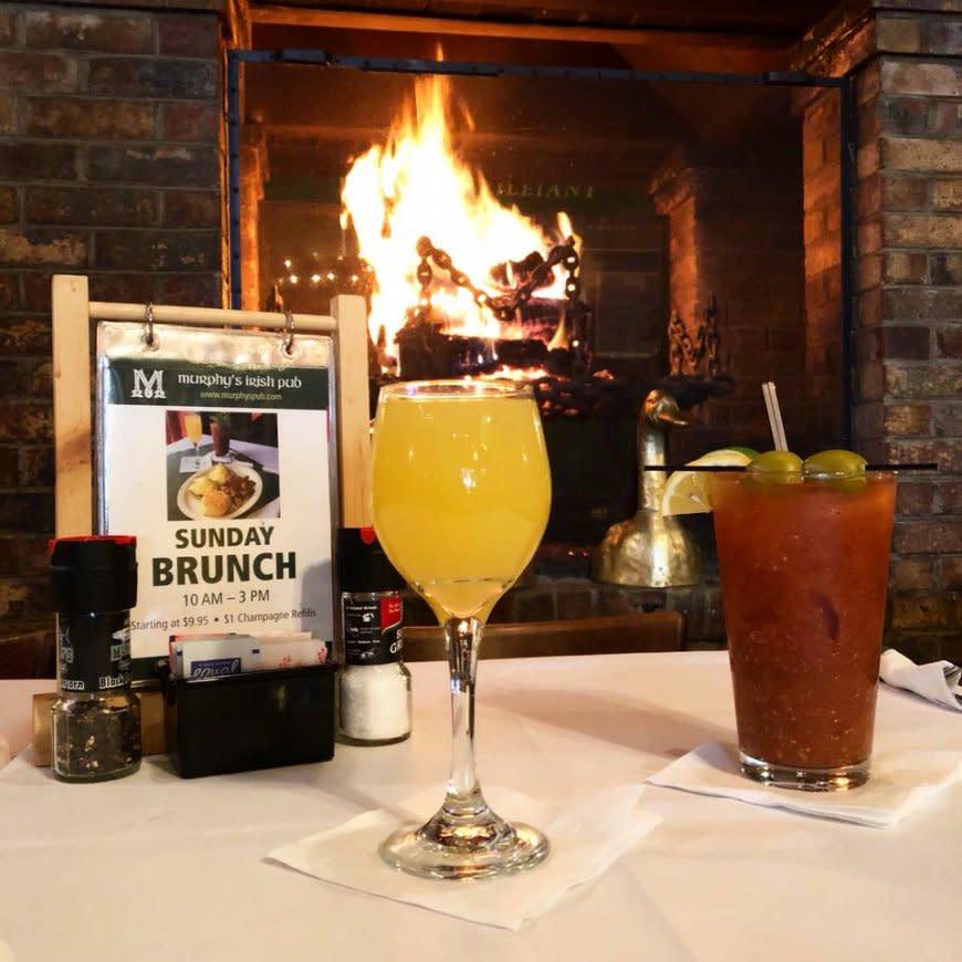 Murphy's Grand Irish Pub Cocktails