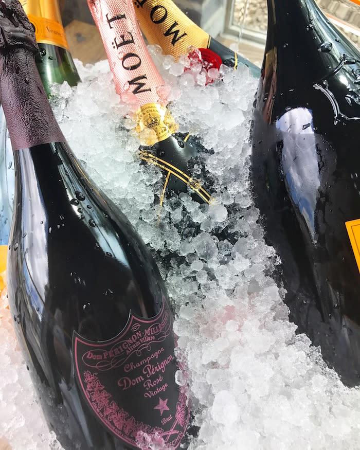 a'boozy Champagne Bucket