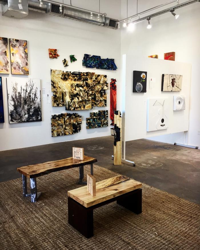 Art Studios Silos