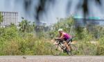 Cycling near UCI