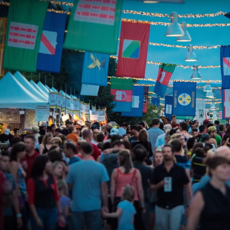 Lakewood's Festival Italiano