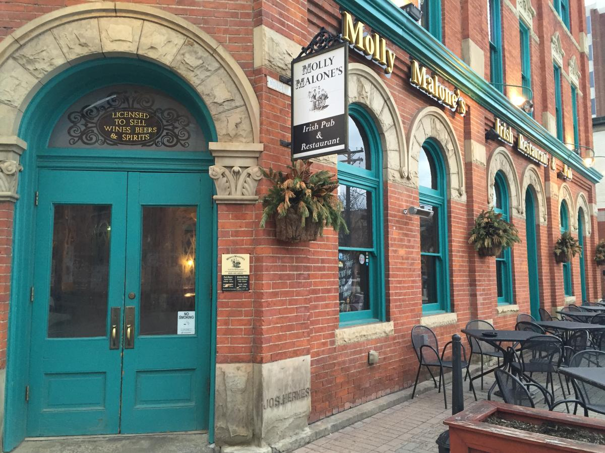 Molly Malone's Irish Pub & Restaurant