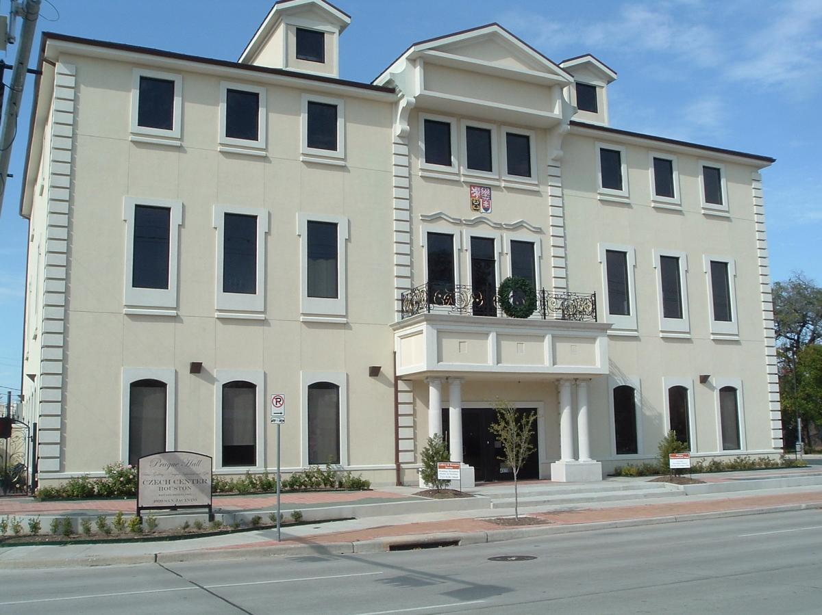 Czech Cultural Center building