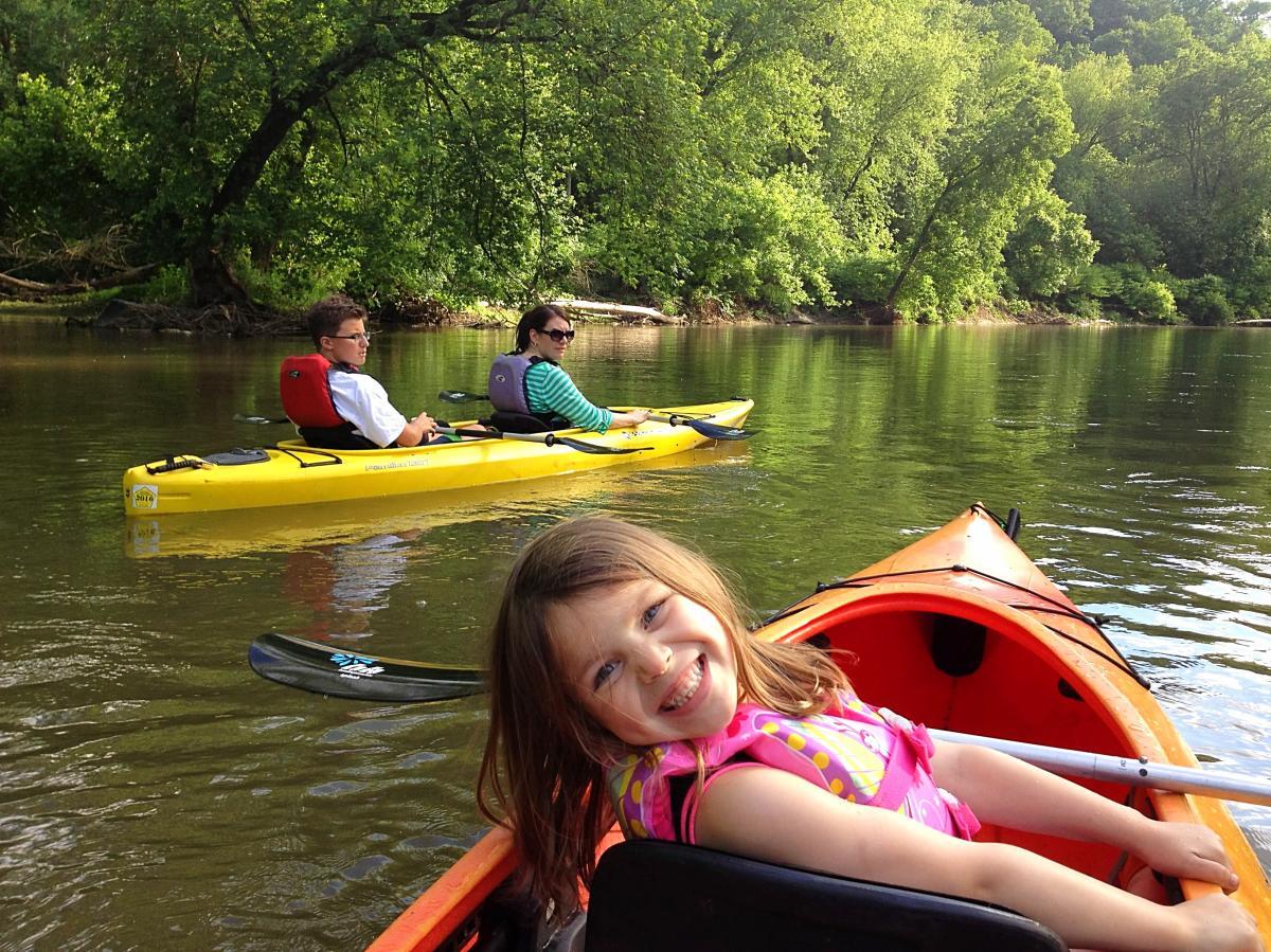 Cocoa Kayak - Kids