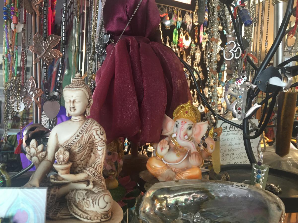 Buddah at Shop of India