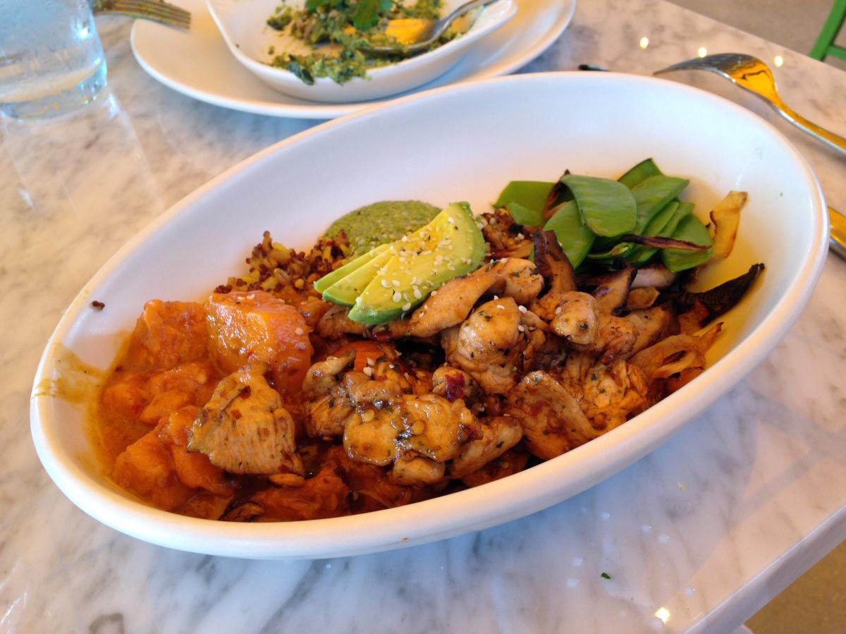 Ancient Grains Bowl at True Food Kitchen