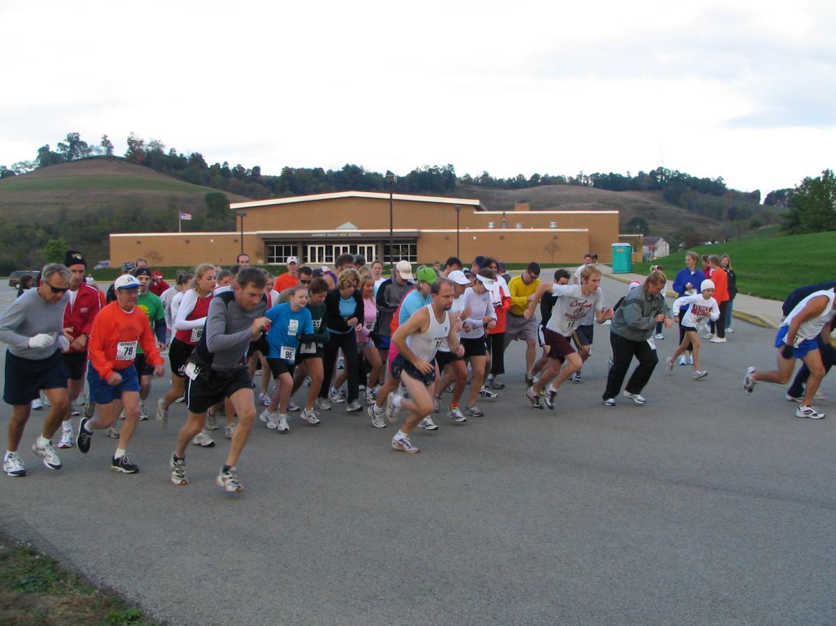 Fort Ligonier Days 5K