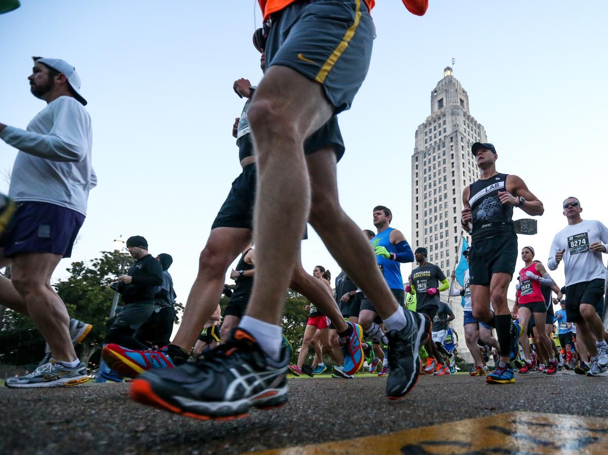 Louisiana Marathon Cropped