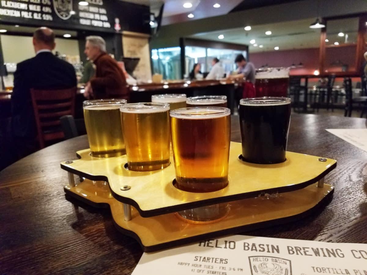 Helio Basin Brewing Co