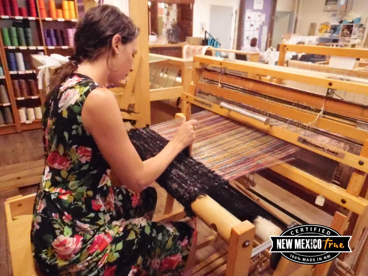 For thousands of years, Northern New Mexicans have embraced weaving as essential to their diverse cultural background. Visitors and locals alike can get a taste and feel for this tradition with the Center's ongoing Walk In & Weave program.