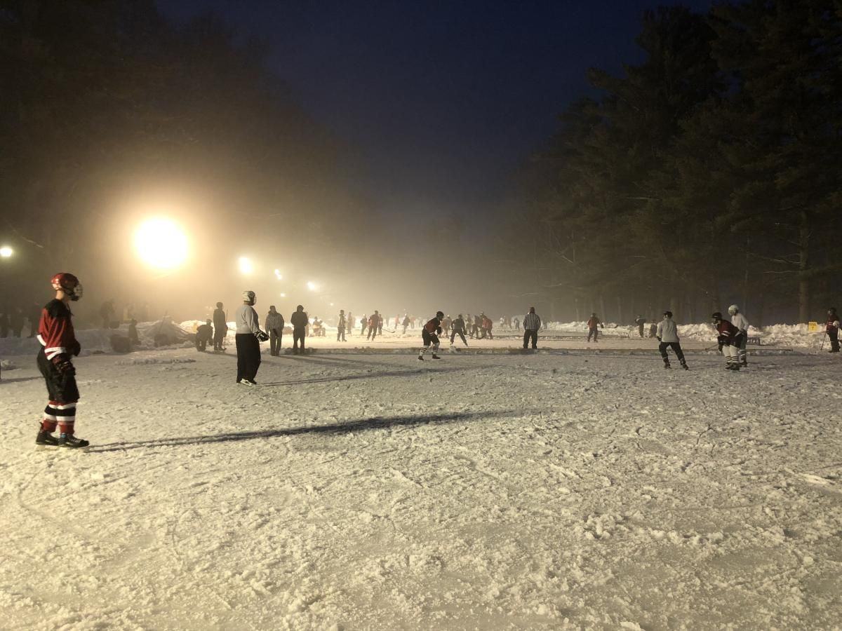 Pond Hockey 2018