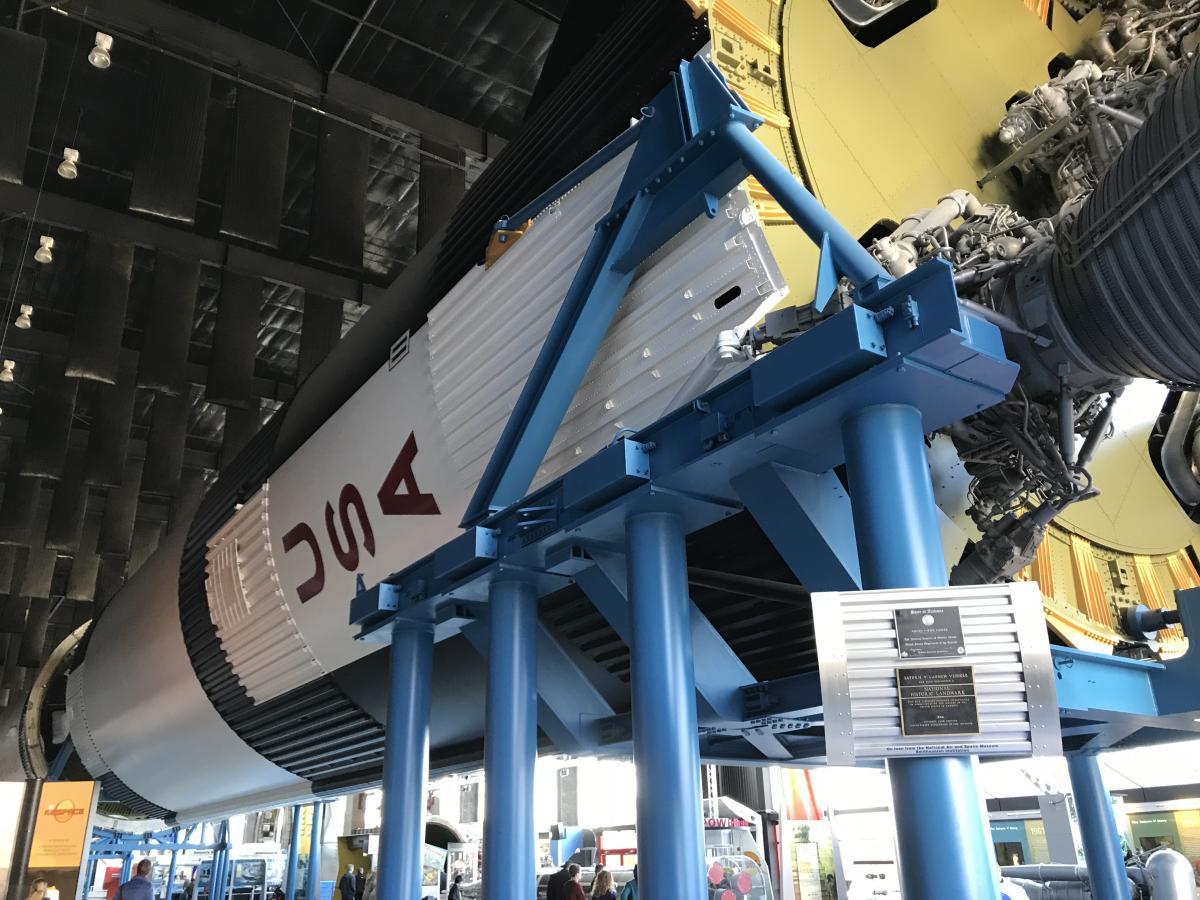 U.S. Space & Rocket Center Saturn V 2